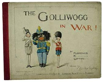 """The Golliwogg in War"" by Florence Upton"