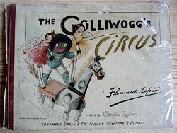 """The Golliwoggs Circus"" by Florence Upton"