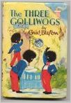"Cover of ""The Three Golliwogs"", by Enid Blyton"