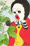 """Gladstone the White Golliwog"" illustrated childrens Golly/Golliwog/Golliwogg book"