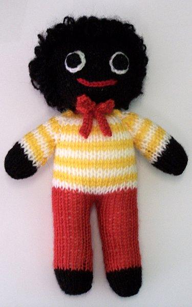 Golliwog Golly Dolls Toys Knitting Patterns To Buy At Golliwogg